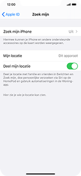 Apple iPhone XR - iOS 13 - Toestel - Activeer