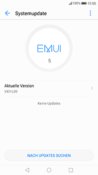 Huawei P10 Plus - Software - Installieren von Software-Updates - Schritt 6