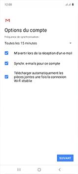 Samsung Galaxy A51 - E-mail - 032b. Email wizard - Yahoo - Étape 12