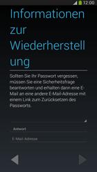 Samsung Galaxy Mega 6-3 LTE - Apps - Konto anlegen und einrichten - 14 / 25
