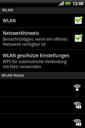HTC Explorer - WLAN - Manuelle Konfiguration - 7 / 10