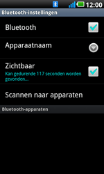 LG P990 Optimus 2X Speed - bluetooth - aanzetten - stap 6