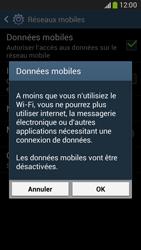 Samsung G386F Galaxy Core LTE - Internet - activer ou désactiver - Étape 7