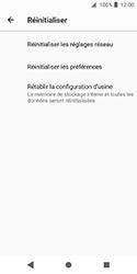 Sony Xperia XZ2 Compact - Appareil - Réinitialisation de la configuration d