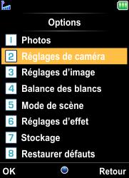 Bouygues Telecom Bc 101 - Photos, vidéos, musique - Prendre une photo - Étape 6