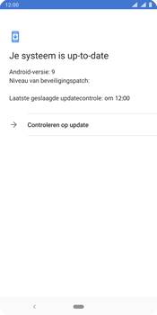 Nokia 9 - Toestel - Software update - Stap 8