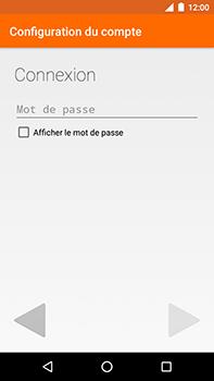 Motorola Moto E4 Plus - E-mails - Ajouter ou modifier un compte e-mail - Étape 8
