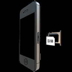 Apple iPhone 4 S - SIM-Karte - Einlegen - 5 / 11