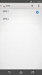 Sony Xperia Z3 Compact - MMS - Configuration manuelle - Étape 16