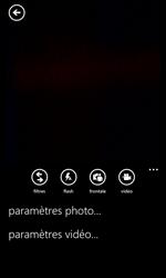 Nokia Lumia 625 - Photos, vidéos, musique - Prendre une photo - Étape 7