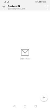 Huawei P Smart (2019) - E-mail - e-mail instellen (yahoo) - Stap 8