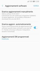 Samsung Galaxy A5 (2017) - Software - Installazione degli aggiornamenti software - Fase 6