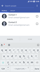 HTC 10 - Android Nougat - Email - Sending an email message - Step 6