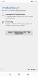 Sony xperia-xz2-compact-h8314-android-pie - E-mail - Account instellen (POP3 met SMTP-verificatie) - Stap 20
