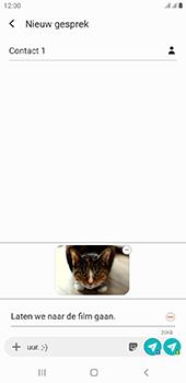 Samsung Galaxy J4 Plus - MMS - afbeeldingen verzenden - Stap 21