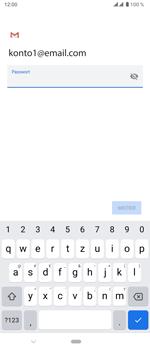 Sony Xperia 5 - E-Mail - Manuelle Konfiguration - Schritt 12