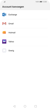 Huawei P Smart Z - E-mail - e-mail instellen (yahoo) - Stap 4