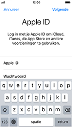 Apple iPhone 5s - iOS 12 - toestel resetten - back-up maken met jouw account - stap 9