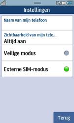 Samsung S7230E Wave TouchWiz - bluetooth - aanzetten - stap 8