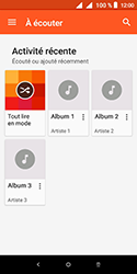 Alcatel 1 - Photos, vidéos, musique - Ecouter de la musique - Étape 5