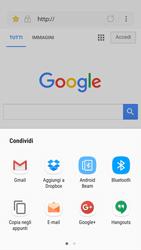 Samsung Galaxy S6 - Android Nougat - Internet e roaming dati - Uso di Internet - Fase 19