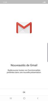 Samsung Galaxy Note 10 Plus 5G - E-mail - configuration manuelle - Étape 5