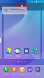 Samsung Samsung Galaxy J3 2016 - Operazioni iniziali - Installazione di widget e applicazioni nella schermata iniziale - Fase 10