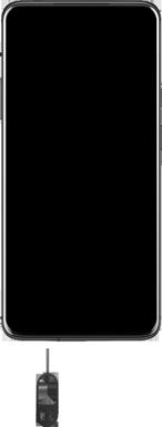 OnePlus 7 Pro - Premiers pas - Insérer la carte SIM - Étape 2