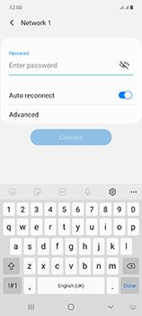 Samsung Galaxy Note 20 5G - WiFi - WiFi configuration - Step 8
