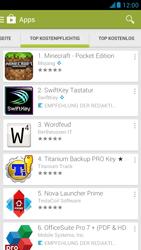 Huawei Ascend G526 - Apps - Herunterladen - Schritt 6