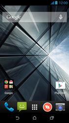 HTC Desire 310 - MMS - Afbeeldingen verzenden - Stap 1