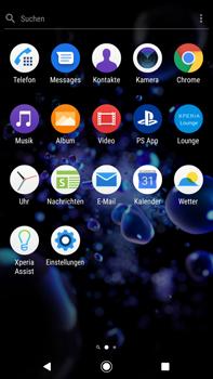 Sony Xperia XZ2 Premium - Android Pie - Ausland - Auslandskosten vermeiden - Schritt 5