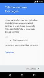 Motorola Moto G 4G (3rd gen.) (XT1541) - Applicaties - Account aanmaken - Stap 14