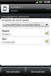HTC A6363 Legend - contacten, foto