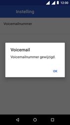 Nokia 1 - Voicemail - Handmatig instellen - Stap 12