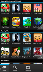 BlackBerry Z10 - Apps - Herunterladen - 6 / 21
