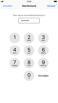 Apple iPhone 8 Plus (Model A1897) - Voicemail - Visual Voicemail - Stap 7