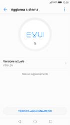 Huawei P10 - Software - Installazione degli aggiornamenti software - Fase 5