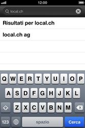 Apple iPhone 3GS - Applicazioni - Installazione delle applicazioni - Fase 6