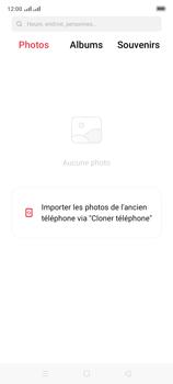 Oppo A9 2020 - Photos, vidéos, musique - Envoyer une photo via Bluetooth - Étape 6