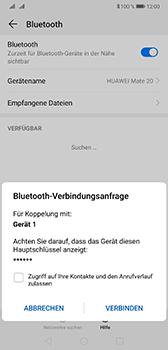 Huawei Mate 20 - Bluetooth - Geräte koppeln - Schritt 9