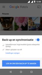 Nokia 1 - contacten, foto