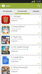 Samsung SM-G3815 Galaxy Express 2 - Applications - Installing applications - Step 11