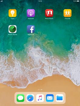 Apple iPad Pro 9.7 inch - iOS 11 - Automatisches Ausfüllen der Anmeldedaten - 3 / 7