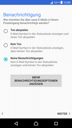 Sony Xperia XZ - E-Mail - Konto einrichten (yahoo) - 11 / 15