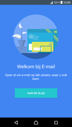 Sony Xperia XZ (F8331) - Android Nougat - E-mail - Handmatig instellen (outlook) - Stap 4