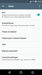 Sony F5321 Xperia X Compact - Internet - buitenland - Stap 7