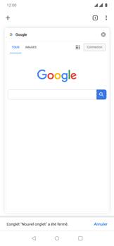 OnePlus 7 Pro - Internet et connexion - Naviguer sur internet - Étape 19