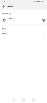 Huawei P Smart Z - MMS - handmatig instellen - Stap 15