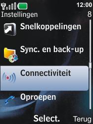Nokia 6600i slide - Bluetooth - Headset, carkit verbinding - Stap 4